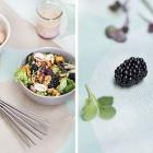 Salat mit Pilzen - Schneebesen von Normann Copenhagen