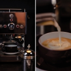 Kaffee von Lucaffé und ein Barista für zu Hause