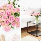Rosa Accessoires und Valentinstags Giveaway