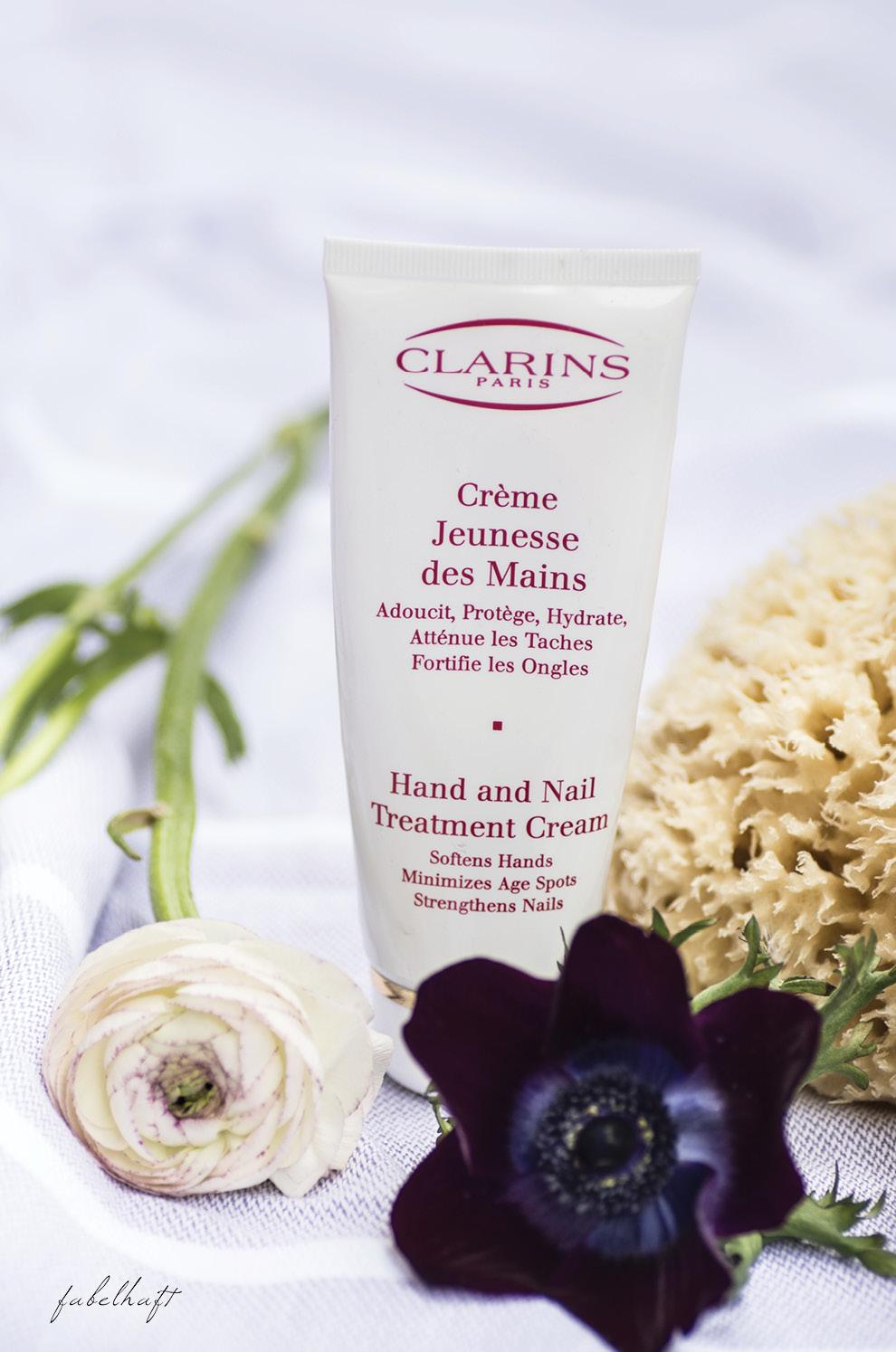 Clarins Paris Handcreme Beauty Wellness Spa