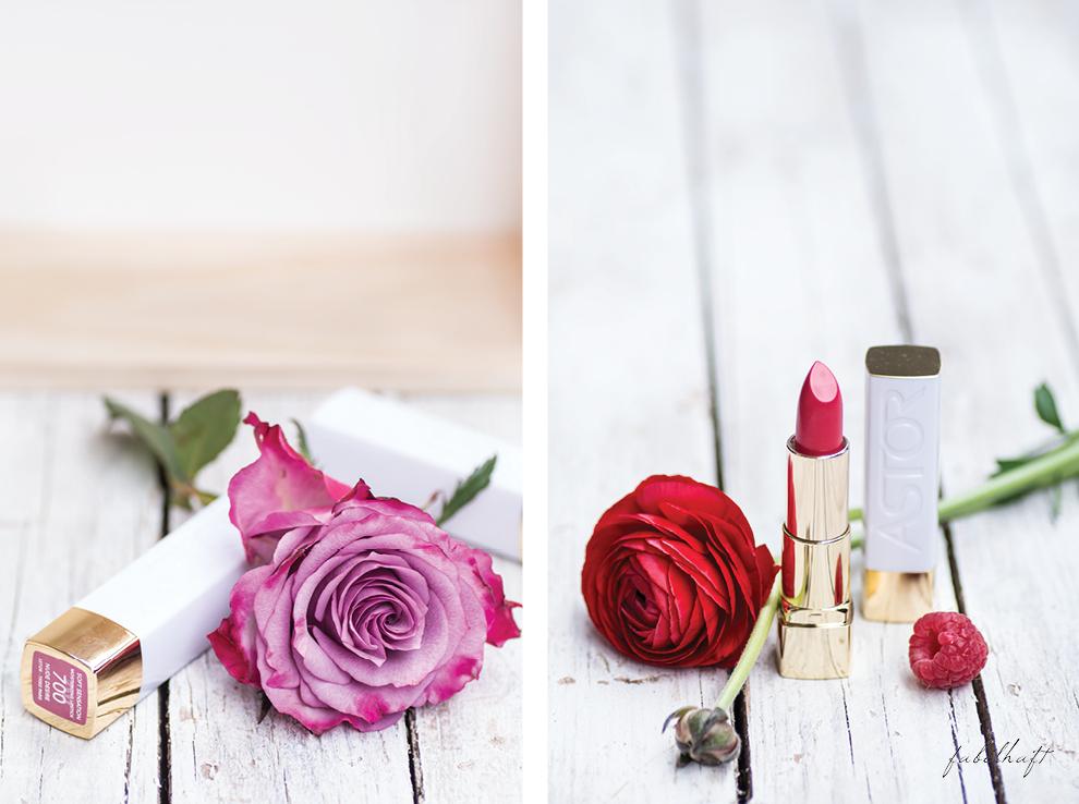 Rose Lippenstift Lipstick