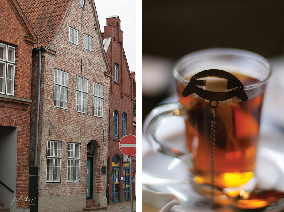Tee Friesisch Husum Urlaub