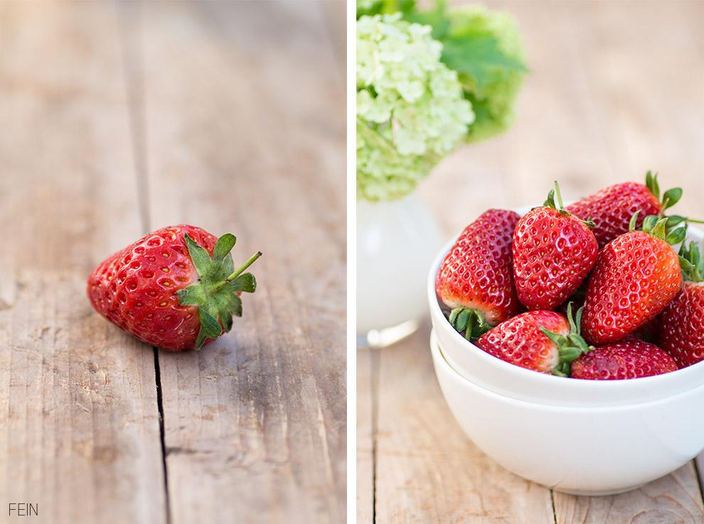 Erdbeer Liebe