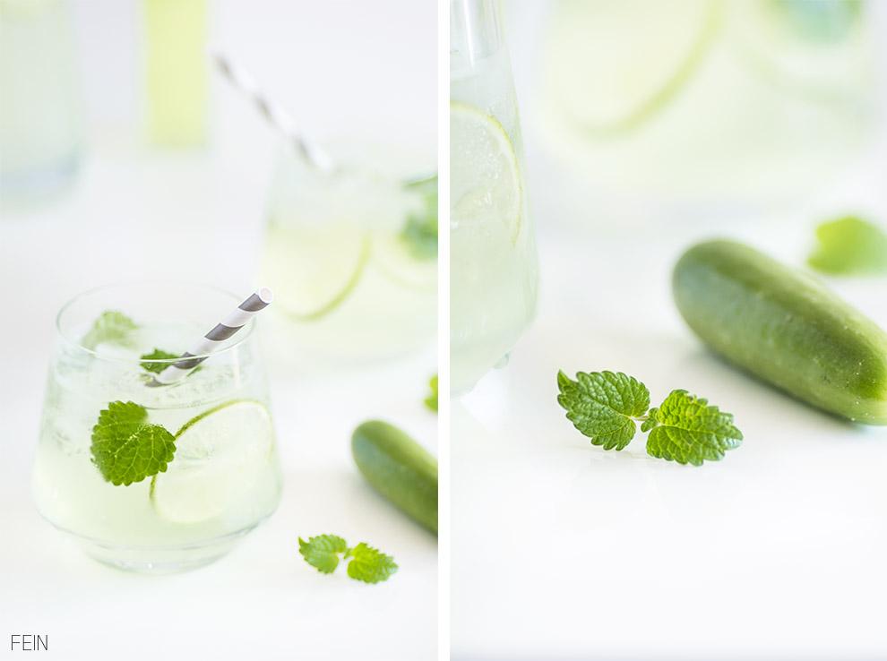selber limonade machen