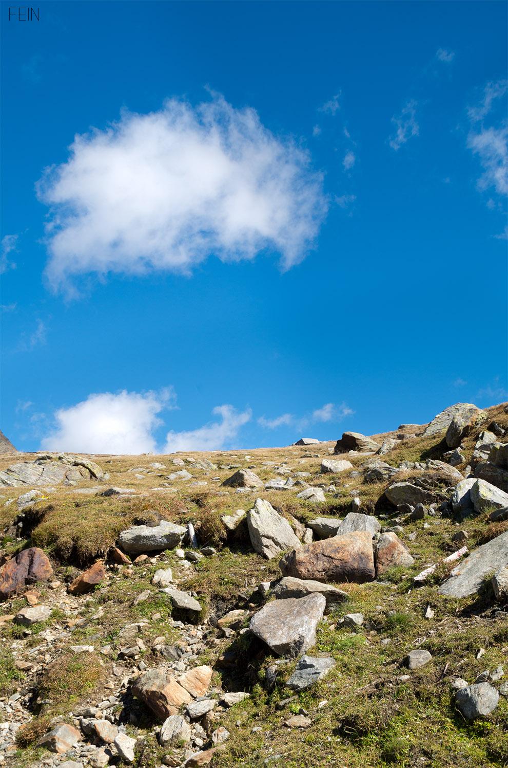 Landschaft Pass Südtirol