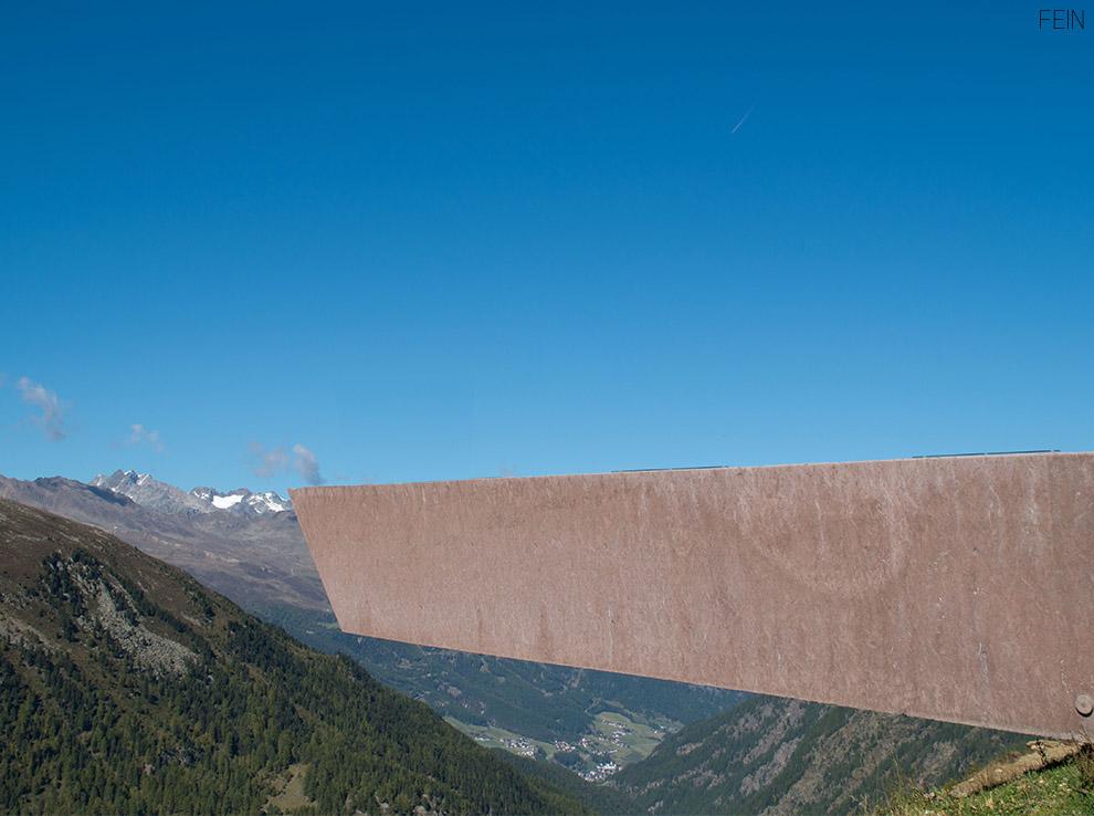 Steg Mautstation Südtirol