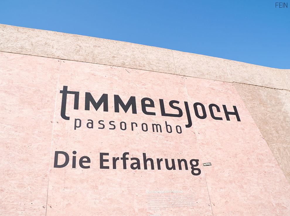 Timmelsjoch Passorombo