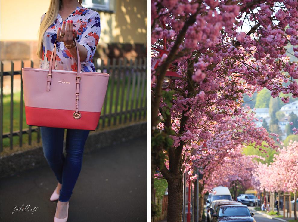 Urban Style Kischblüten Michael Kors Jetset