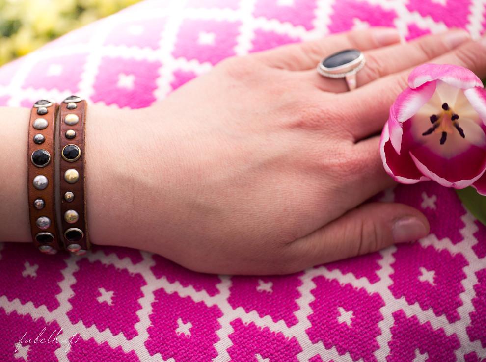 Accessoires Liebeskind Armbänder Ring