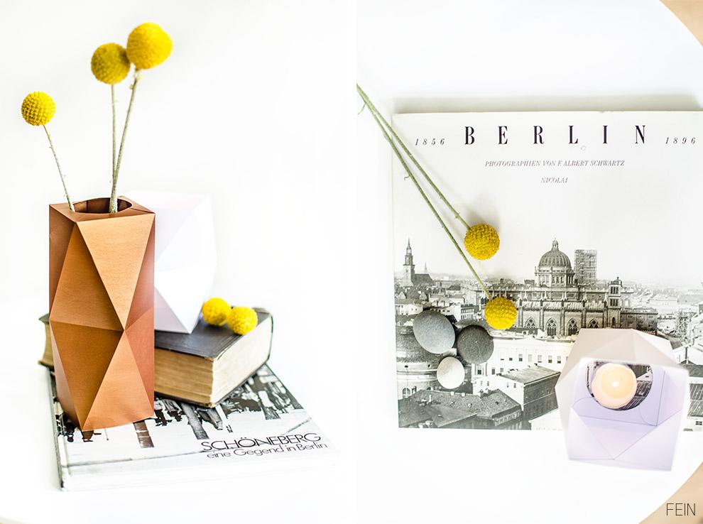 DIY Vase Berlin