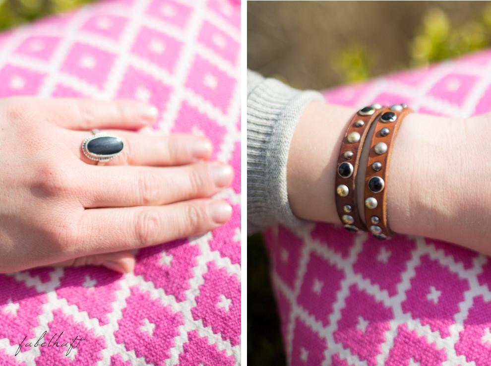 Leder Armbänder Accessoires Liebeskind