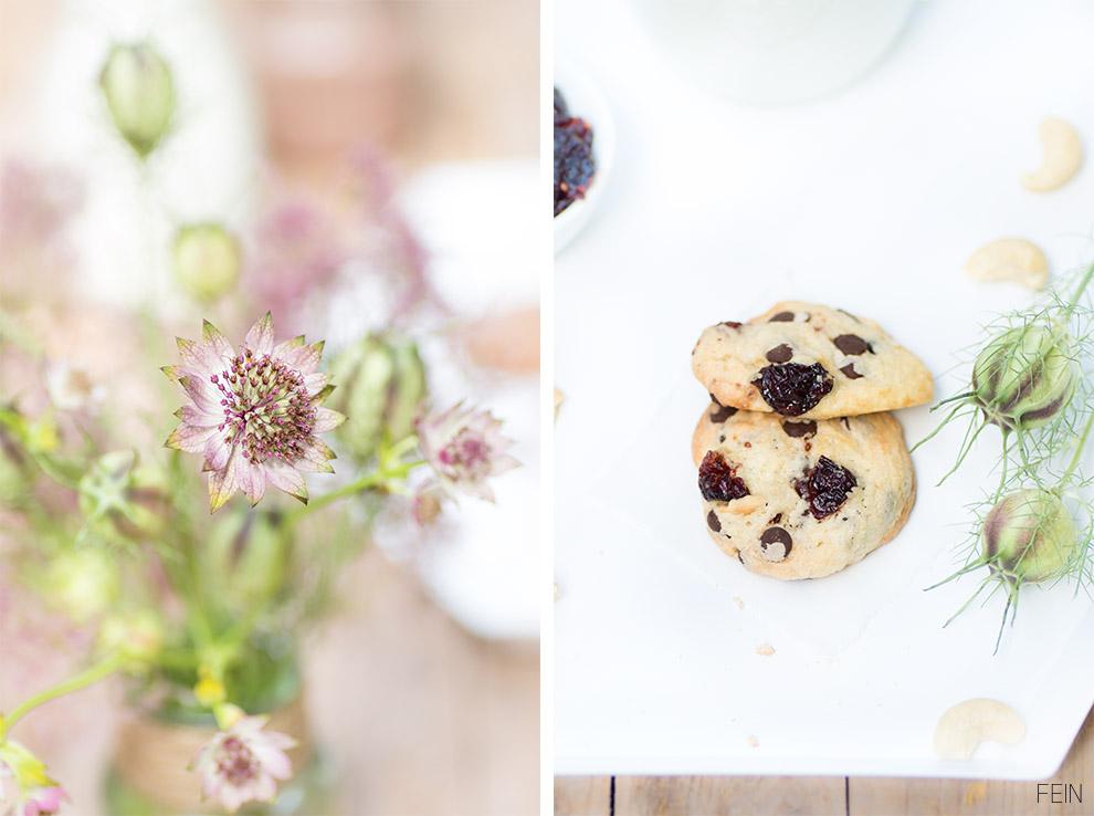 Cookies Berry Nuss