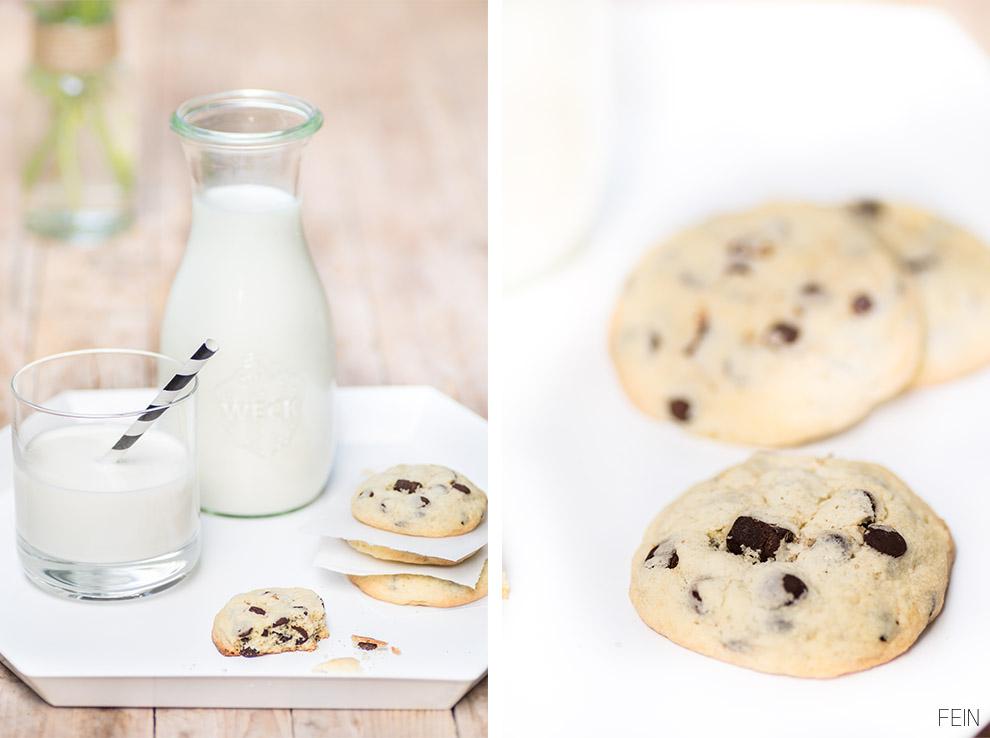 Cookies Schokolade
