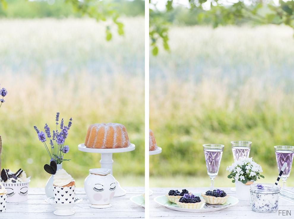 Lavendel Sweet Table