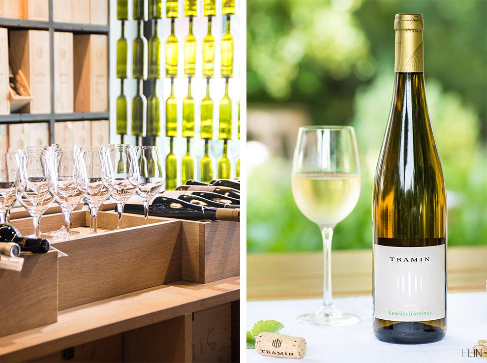Wein Weinhaus Gewürztraminer