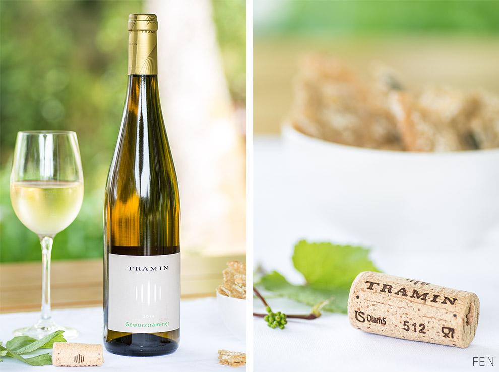 Wein Weinhaus Korken Traminer