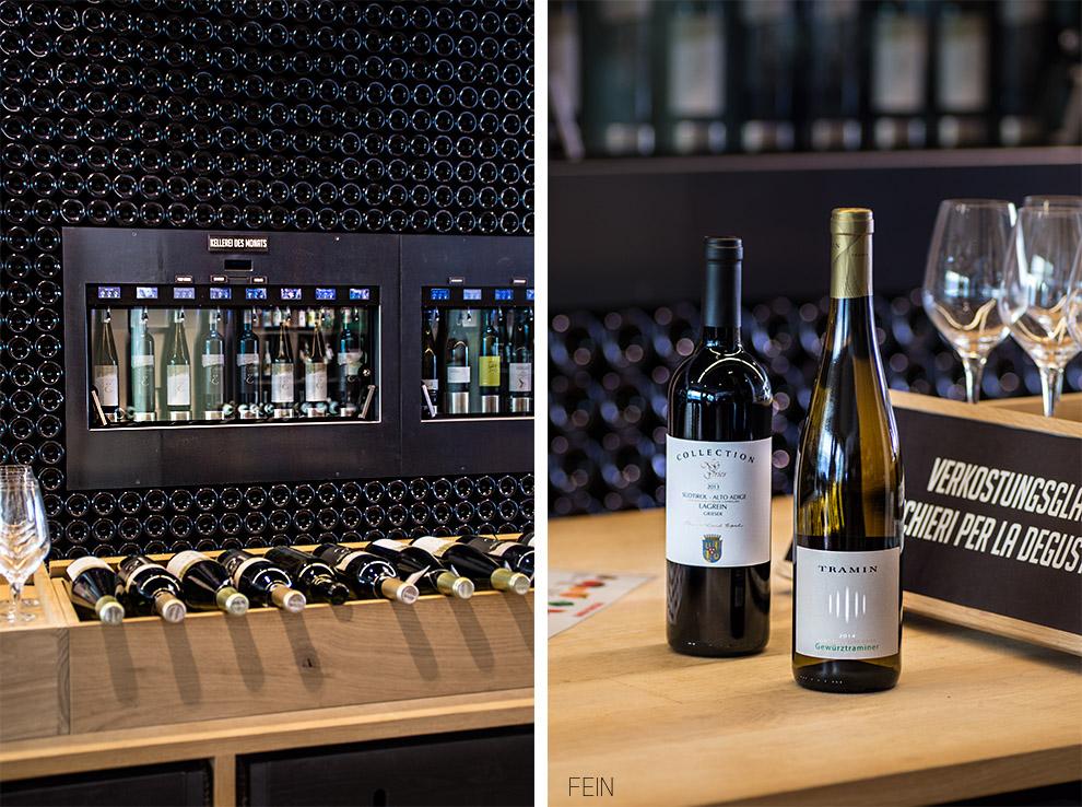 Wein Weinhaus Traminer