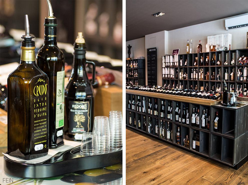 Wein Weinhaus olivenöl