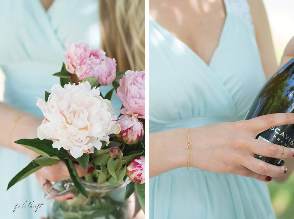Oh Bracelet Berlin Gold Schmuck Armband Herz Kleid Mint