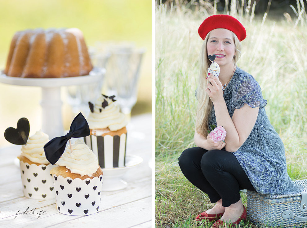 Miss Etoile Parisien Glamour Muffin Backset Gugelhupf Picknick