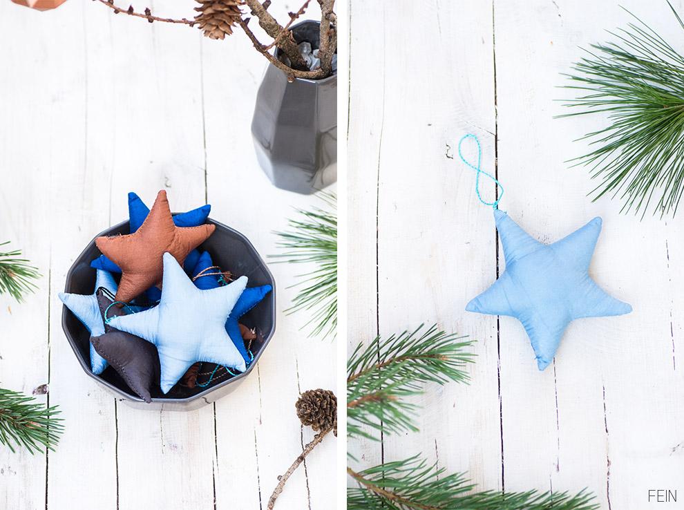Geschenke Sterne Weihnachten