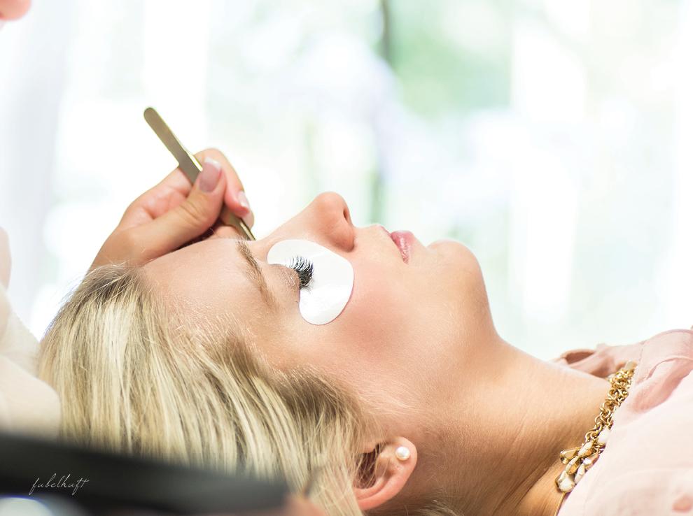 Kosmetikstudio Lashextention Isabell Gerlach Wimpernverlängerung Luxuslashes