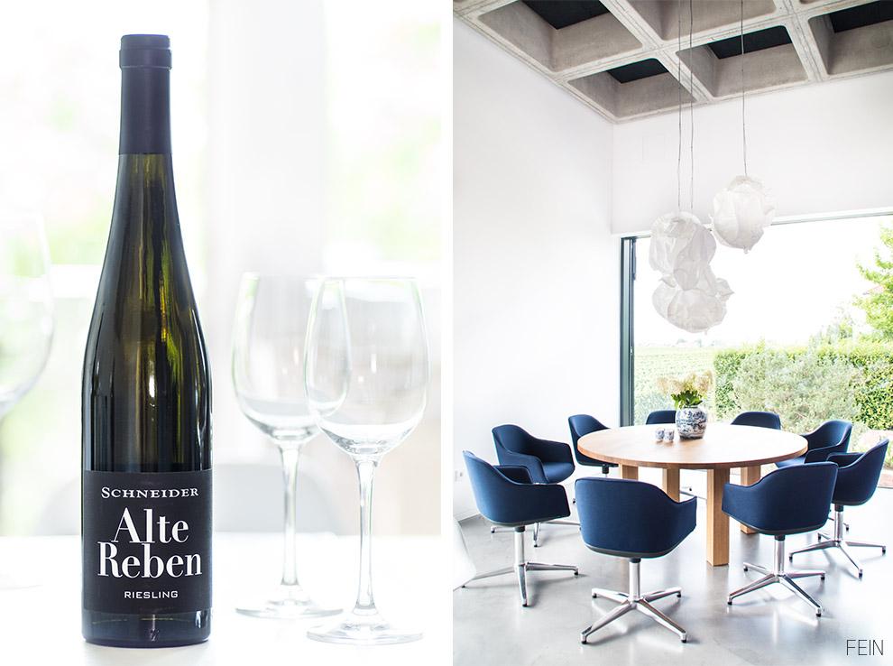 Wein Alte Reben