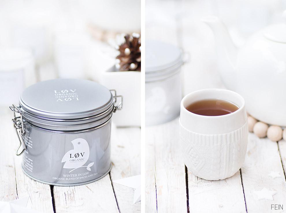 Duftkerzen Lov Organic Tee