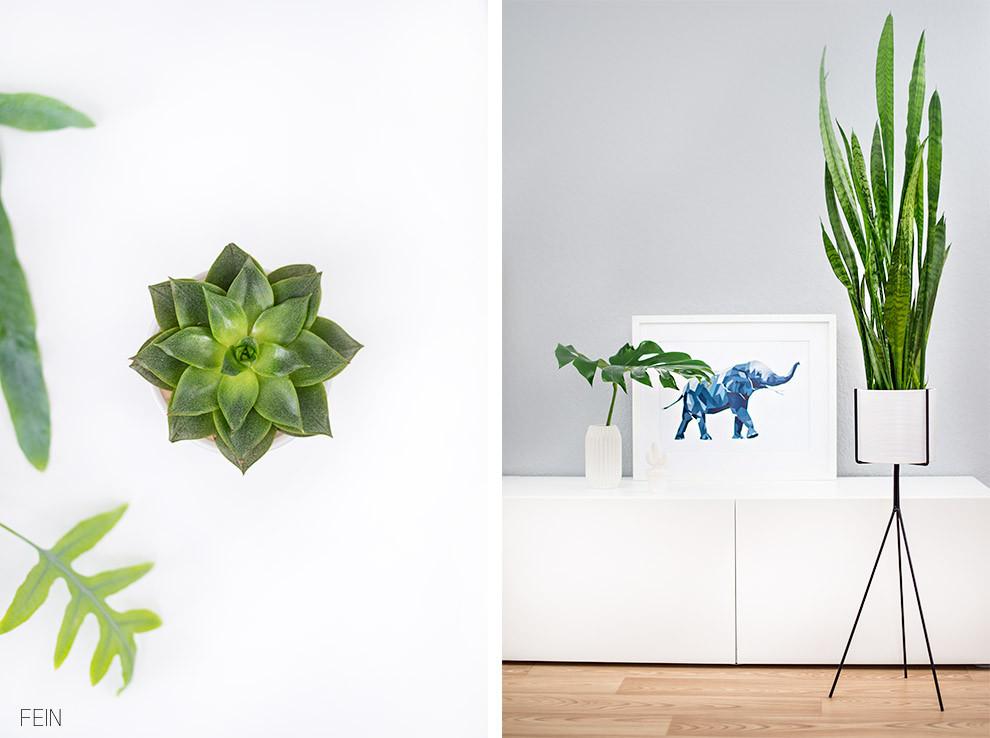 Interiortrend Pflanzenständer