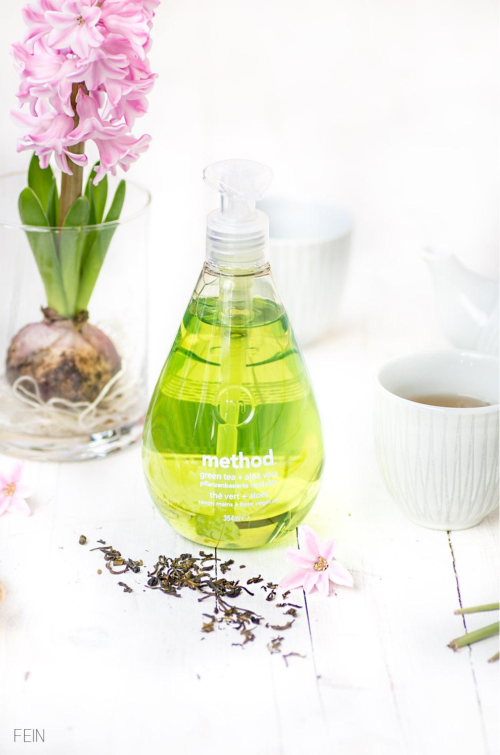 Method Green Tea Handseife