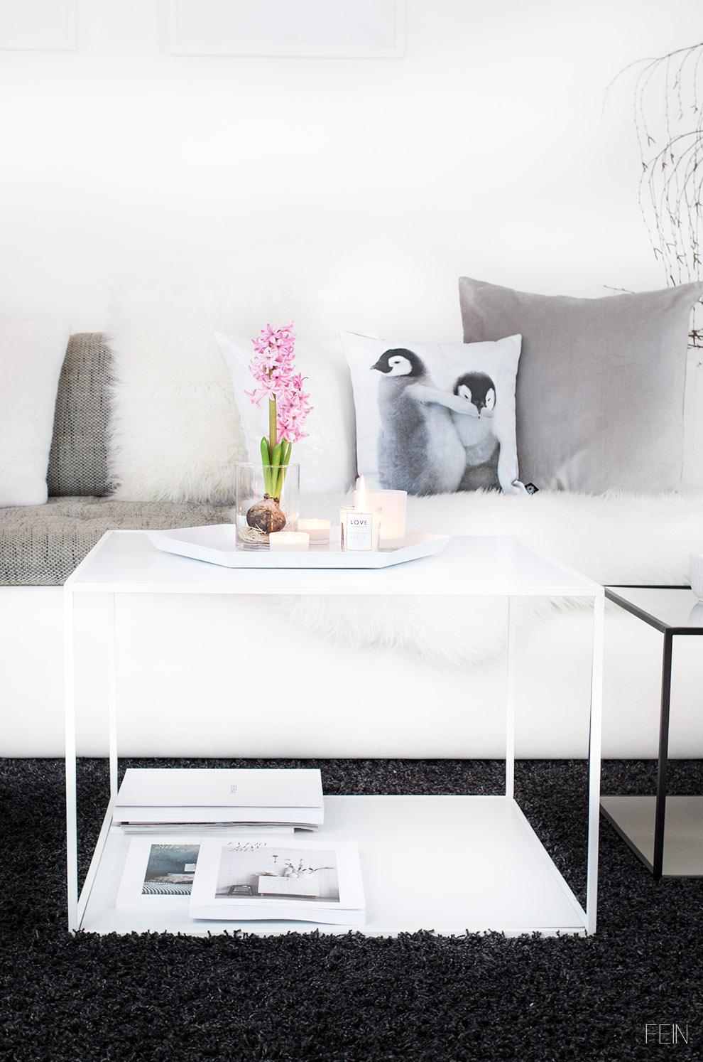 Method Interior schwarz weiß