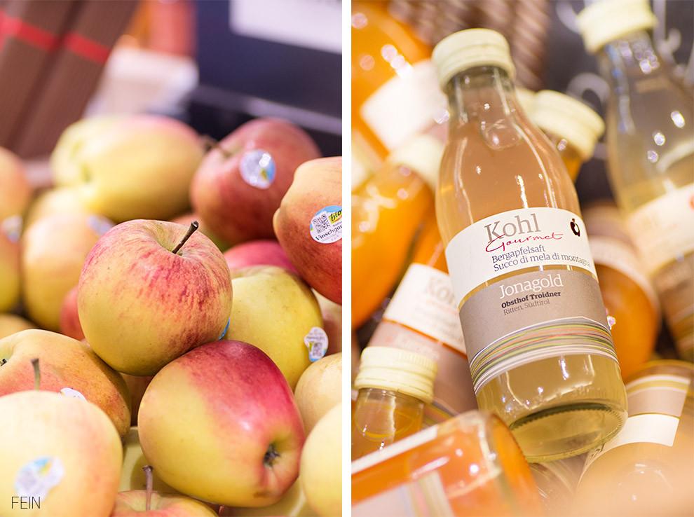 Südtirol Pur Markt Apfel