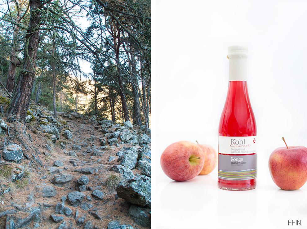 Apfelsaft Rouge