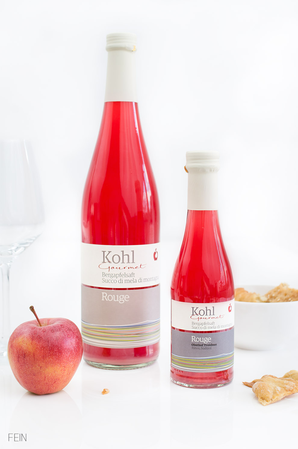 Apflsaft Kohl Rouge