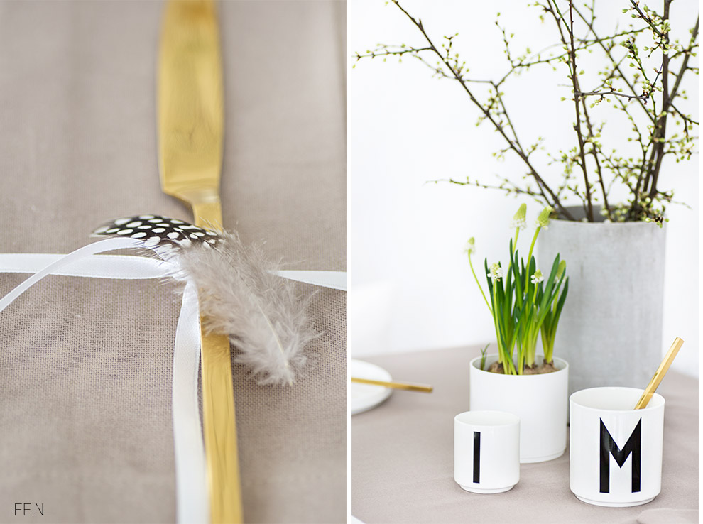 Design Letters Besteck Liv Interior