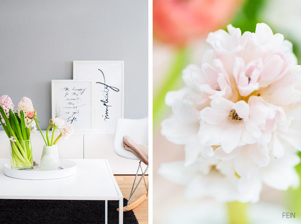Stilherz Hyazinthe Rose Quartz Living Room