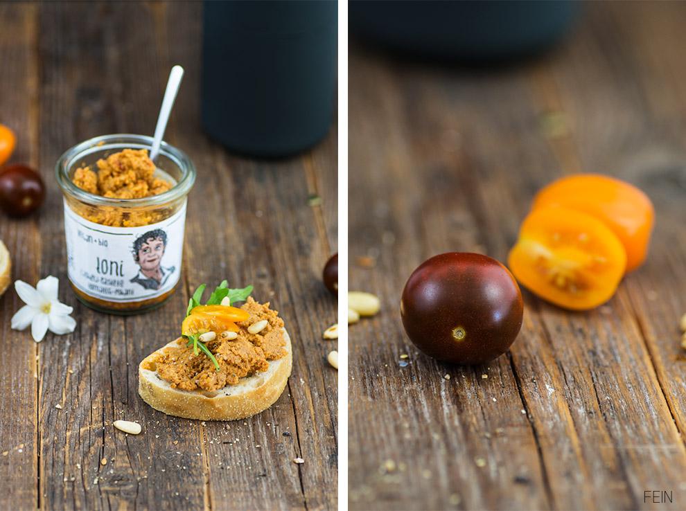 Vegan GutDing Tomaten-Cashew Aufstrich Toni