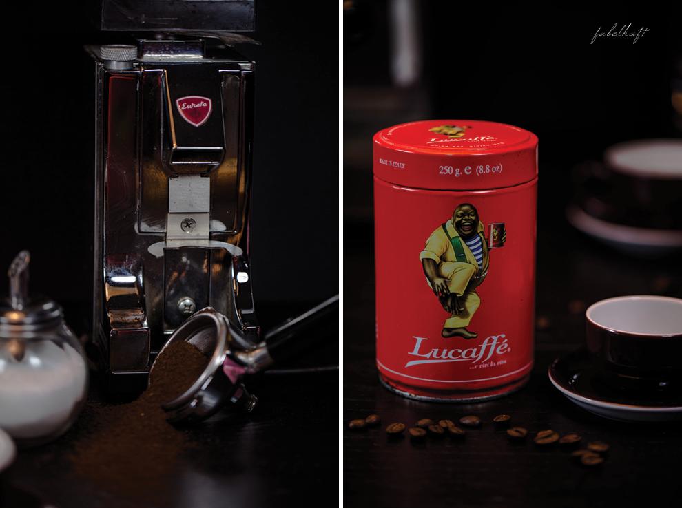 Espresso Bariste Amarula Cappucino Bazzar Café Kaffee Lucaffe Lowkey Fotografie 2