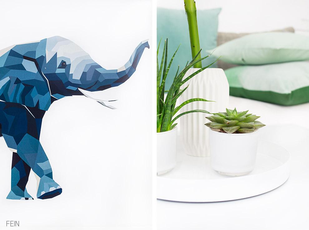 Interiortrend Elefant