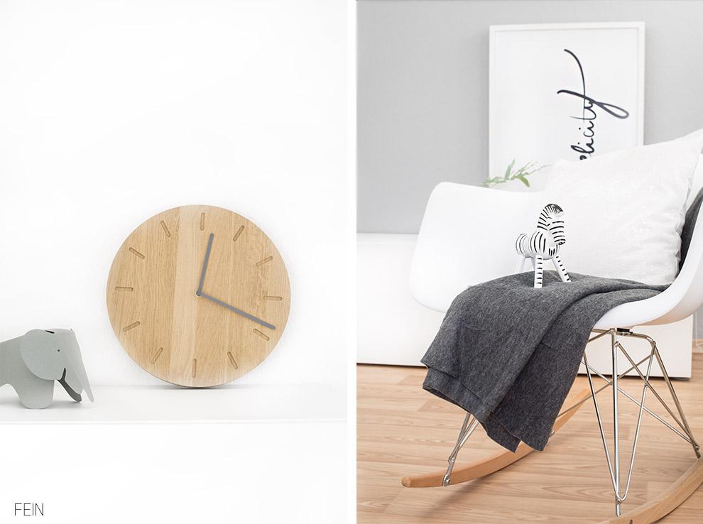 Design Eames Schaukelstuhl