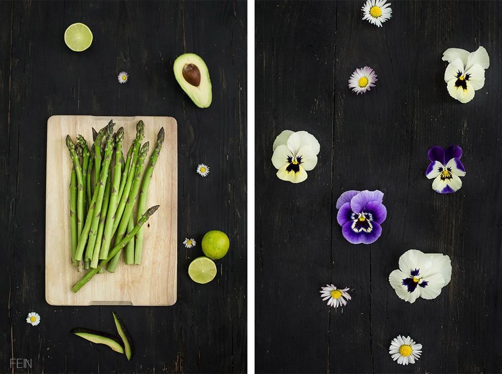 Frühlingssalat Spargel2