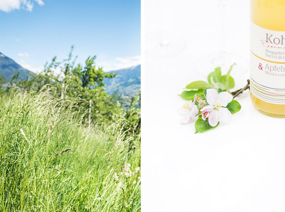 Sommerdrink Südtirol