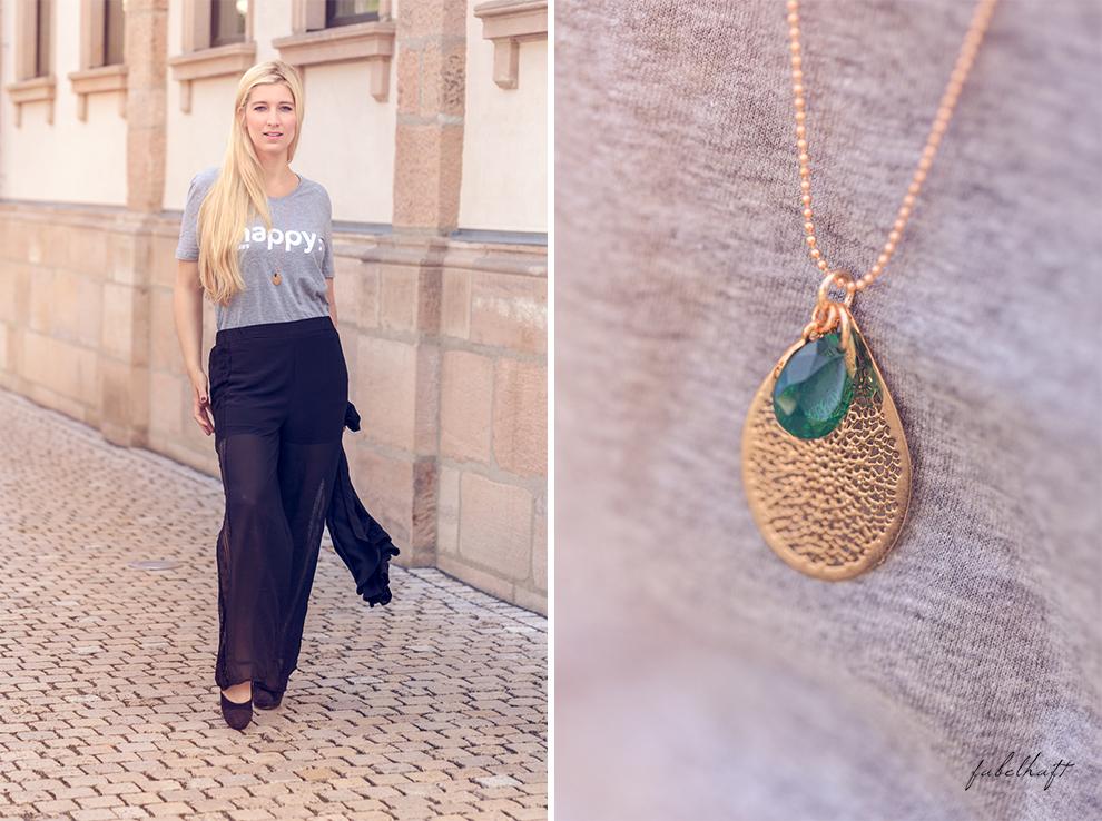 Jules Rules Design Fashion Mode Trend Sommer 2016 Shirt Happy Smile Bio Fair Schmuck Roségold Fein & fabelhaft 2