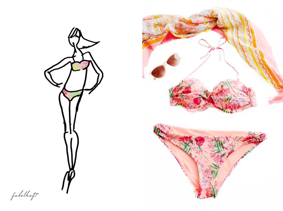 FEIN & und fabelhaft Bikini special trend sommer 2016 Fashion Badeanzug Swimwear Beach Urlaub Strand 2