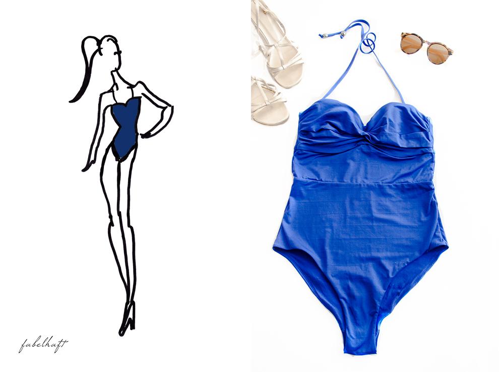 FEIN & und fabelhaft Bikini special trend sommer 2016 Fashion Badeanzug Swimwear Beach Urlaub Strand 4