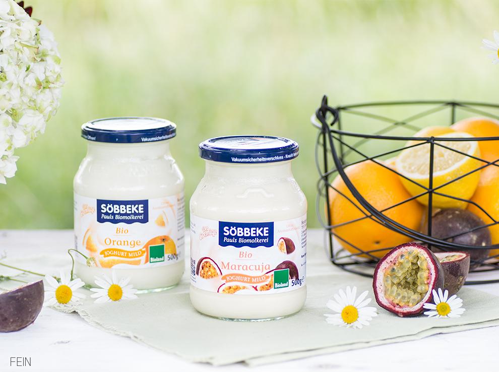 Joghurt Bio Molkerei Söbbeke