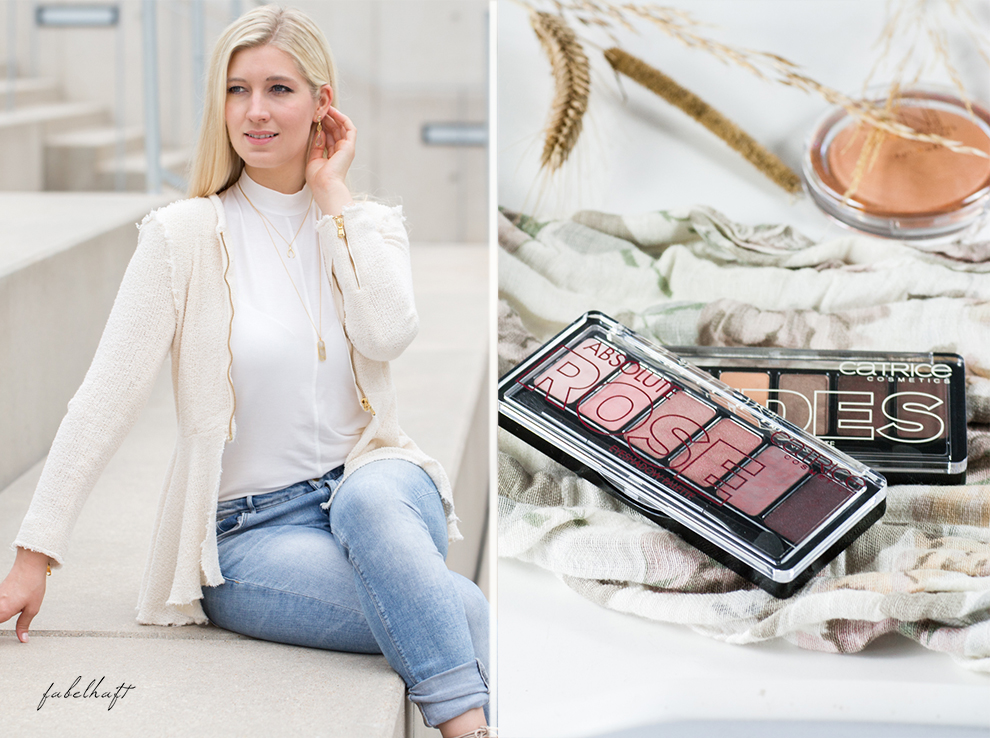 Beautyhaul Summer Beauty Favoriten Makeup Eves Choise Fashion Outfit Fein & und fabelhaft