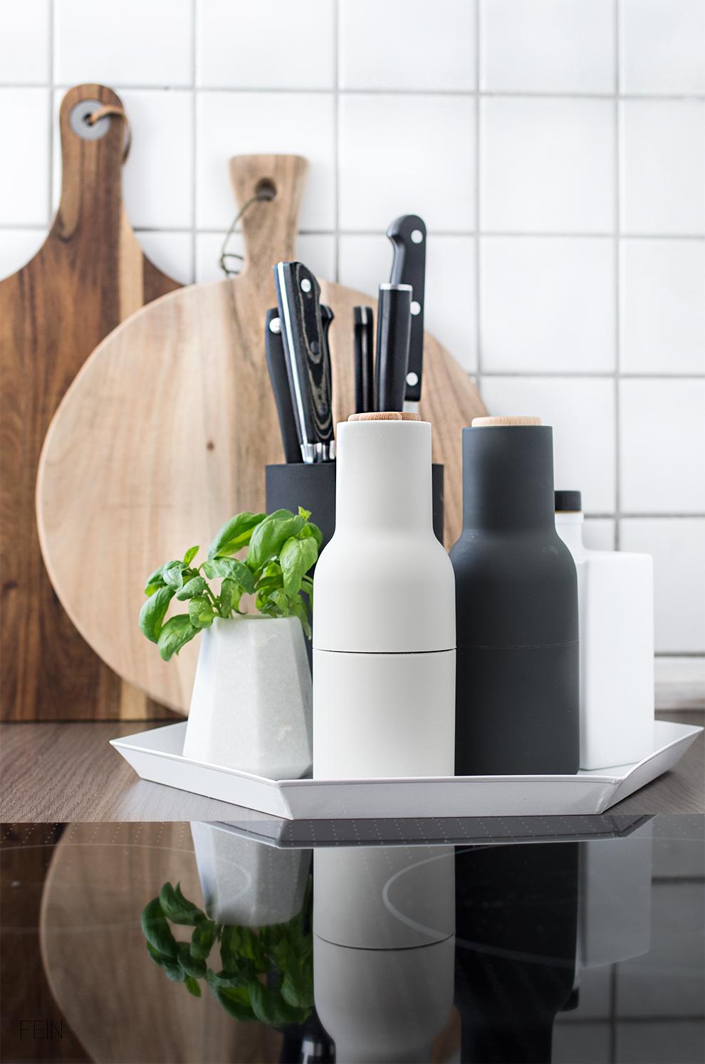 Küche Menu Salz Pfeffer