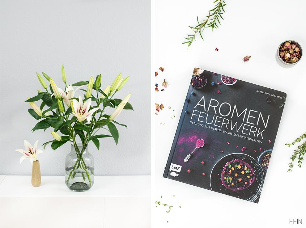 Spätsommer Aromen Feuerwerk Buch