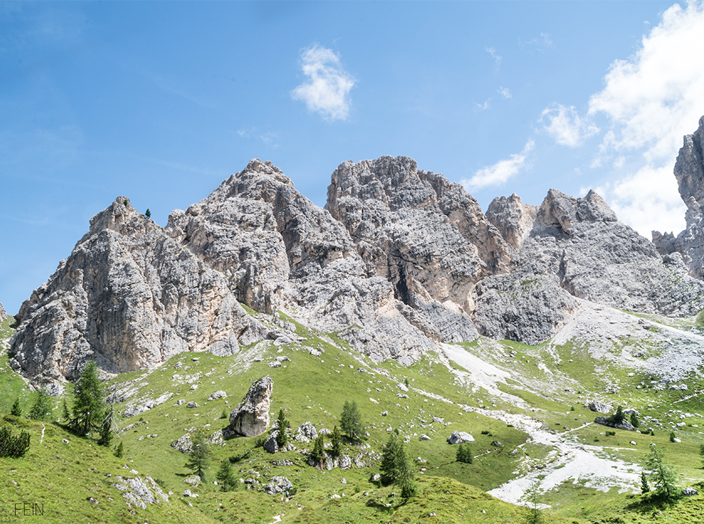 Zuhause Unterwegs Dolomiten